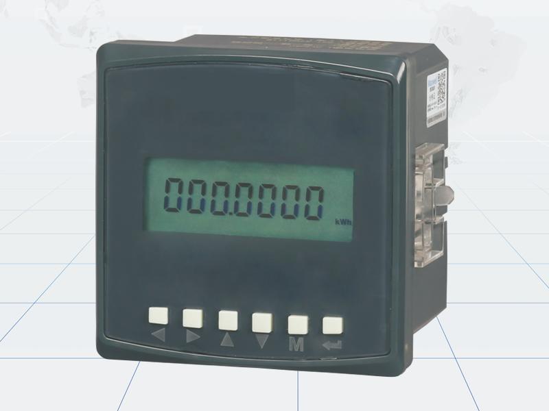 单相多功能电力仪表