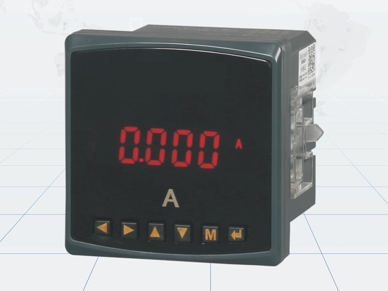 智能单相电流表